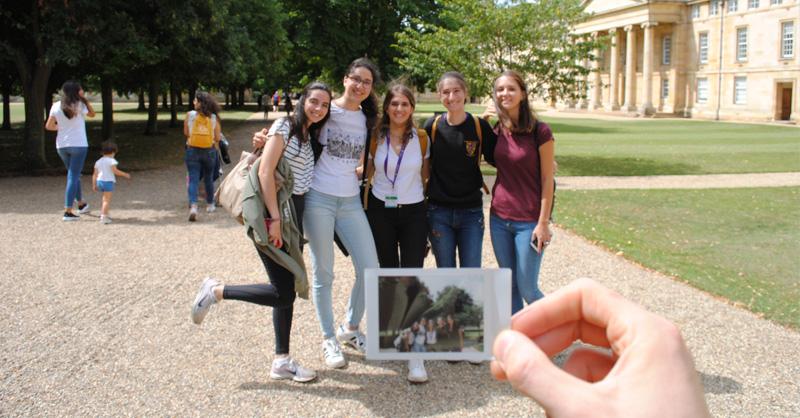 Cambridge Summer Institute Overview